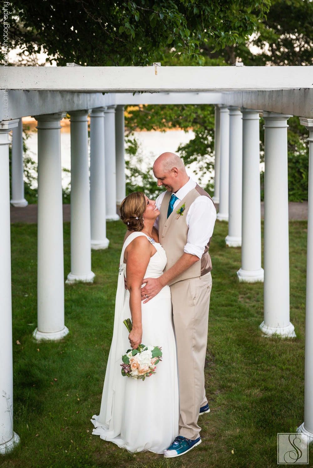 Maine Wedding at The Mooring Bed & Breakfast