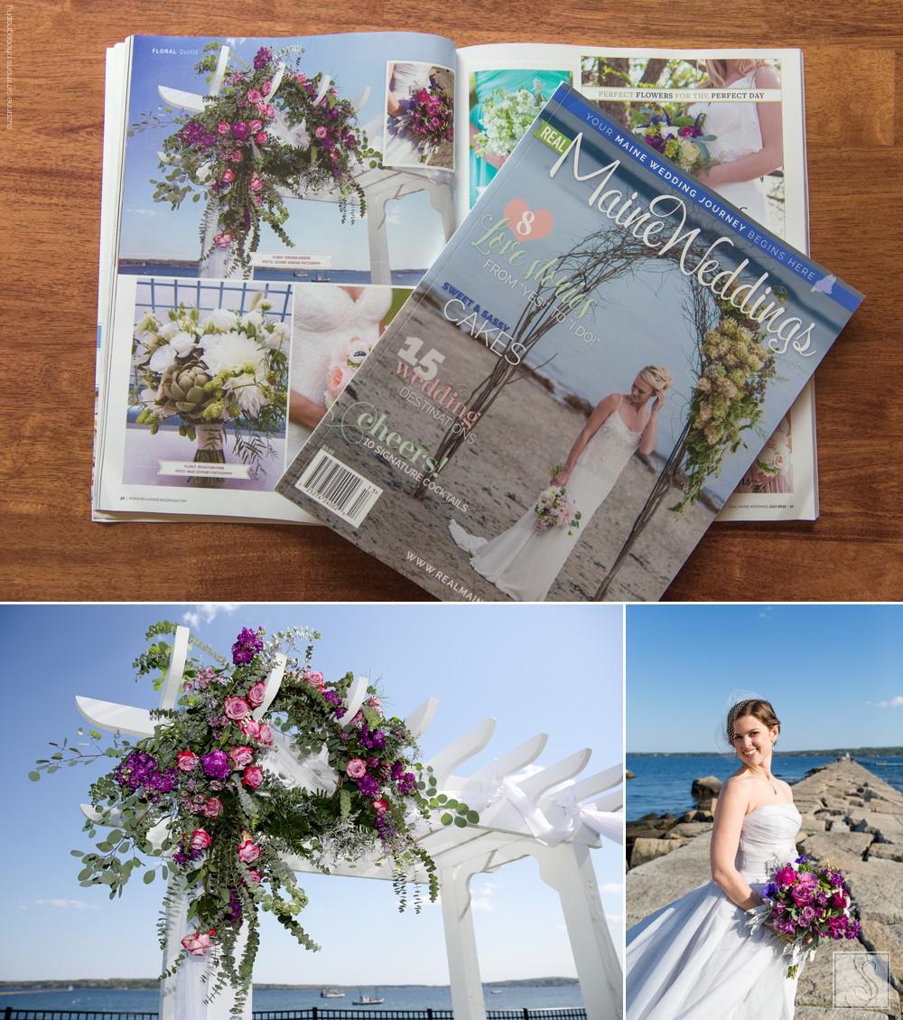Samoset Resort Real Maine Wedding July 2016