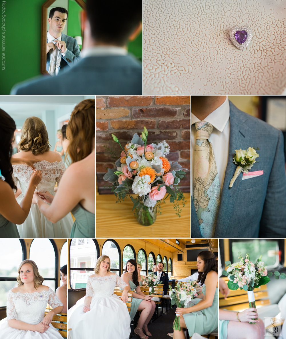East End Portland Maine Wedding