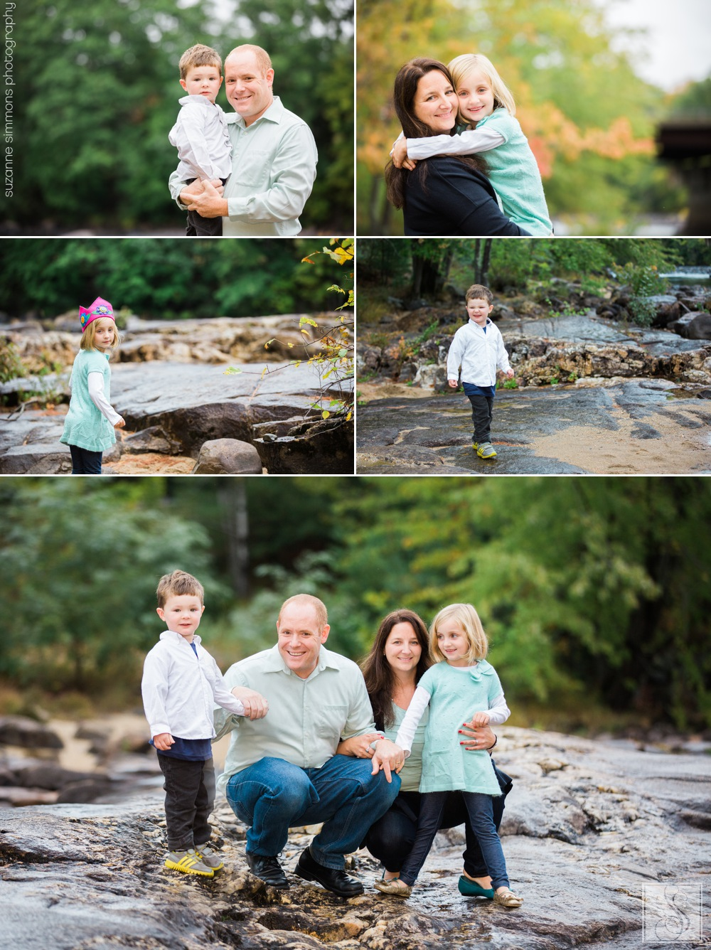Limington Maine family photographer