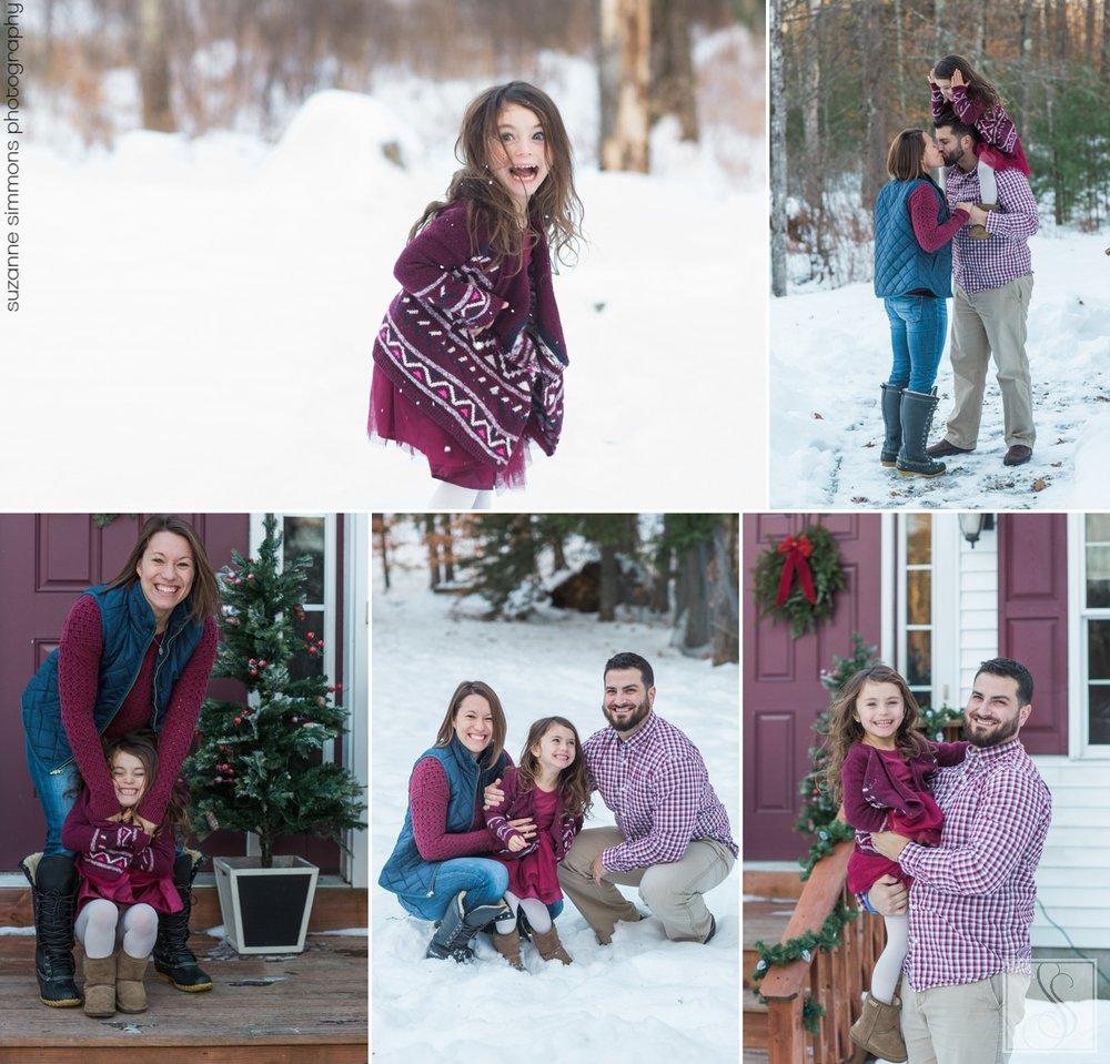Standish Maine Family Portraits