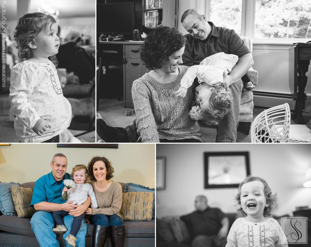 Gorham Maine family portraits