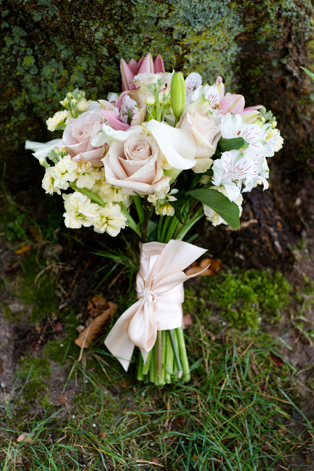 Portland Maine wedding bouquet