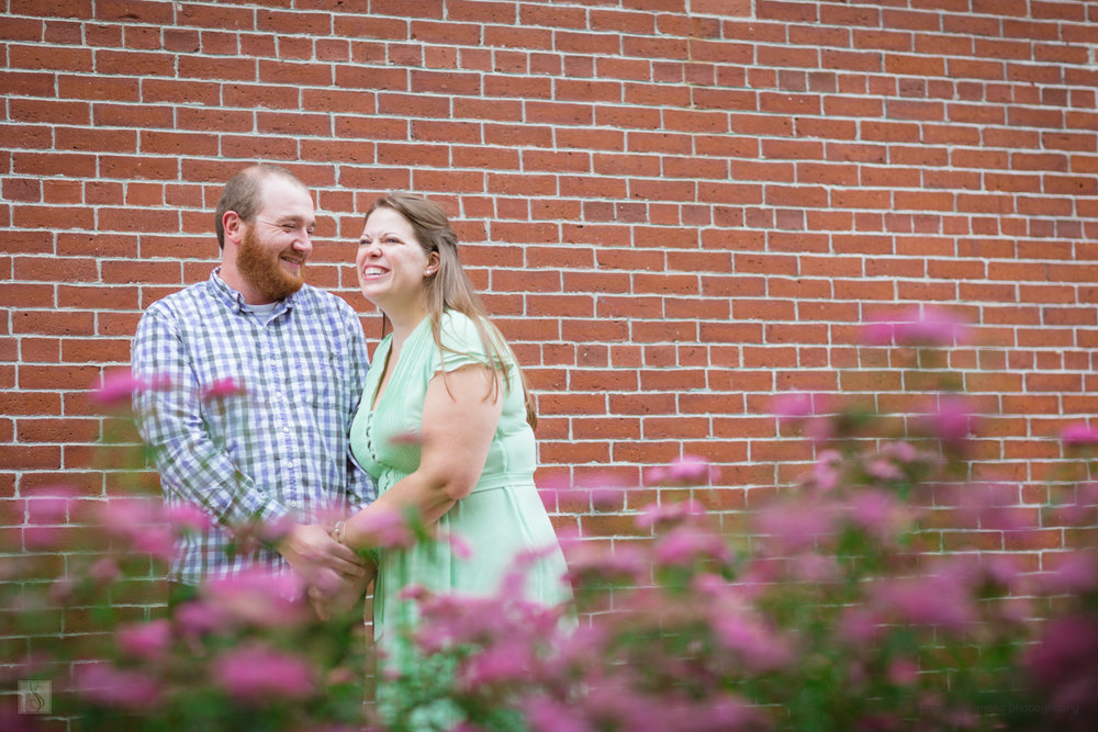 Engagement Portraits in Portland, Maine