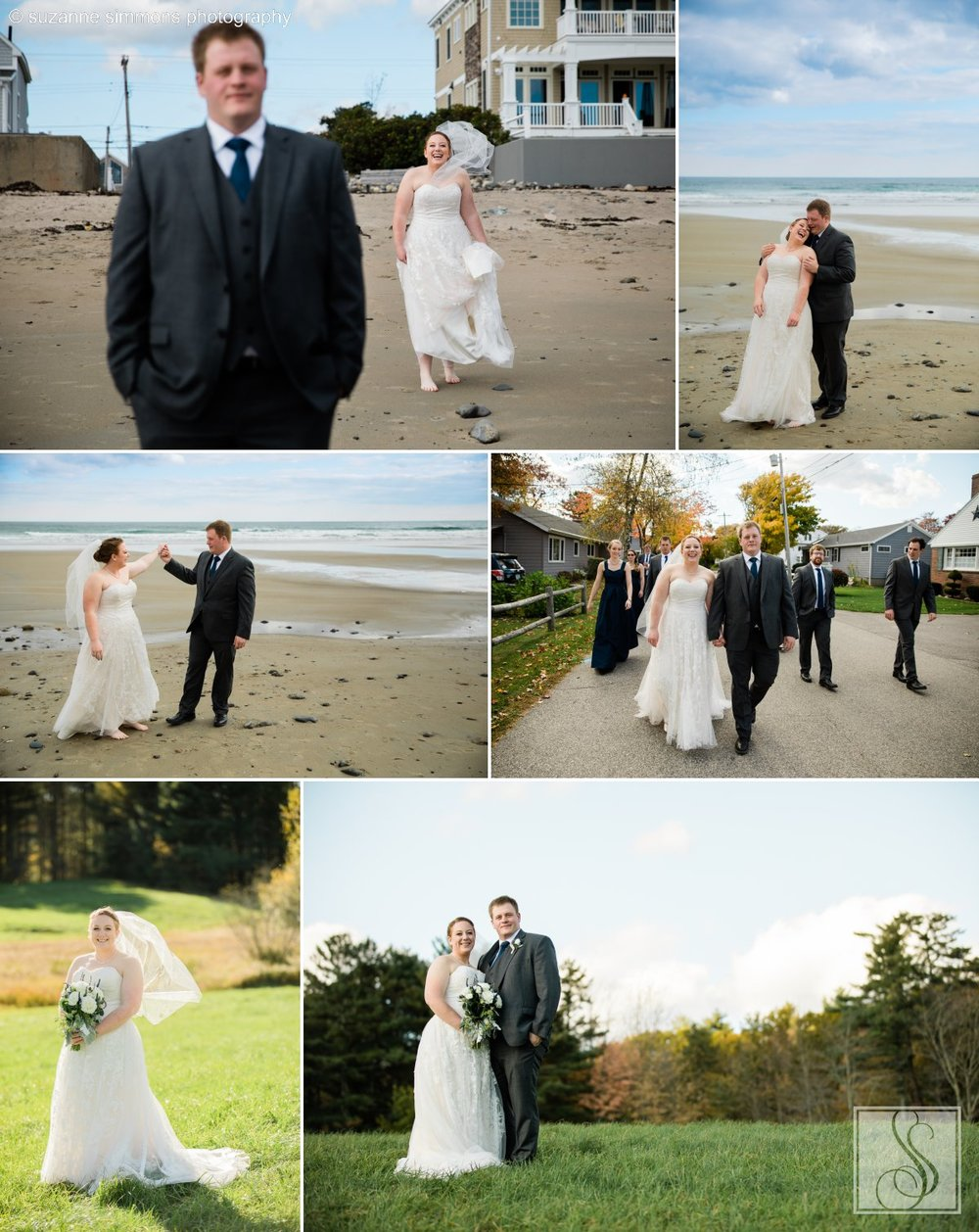 Moody's Beach Wedding Photos