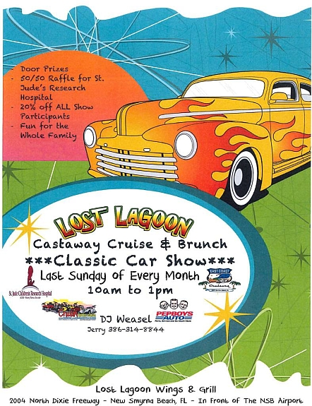 Castaway Cruise Brunch Classic Car Truck Show Lets Go - East coast car shows