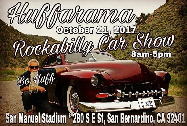 HuffARama Rockabilly Car Show Lets Go Rockabilly - Rockabilly car show