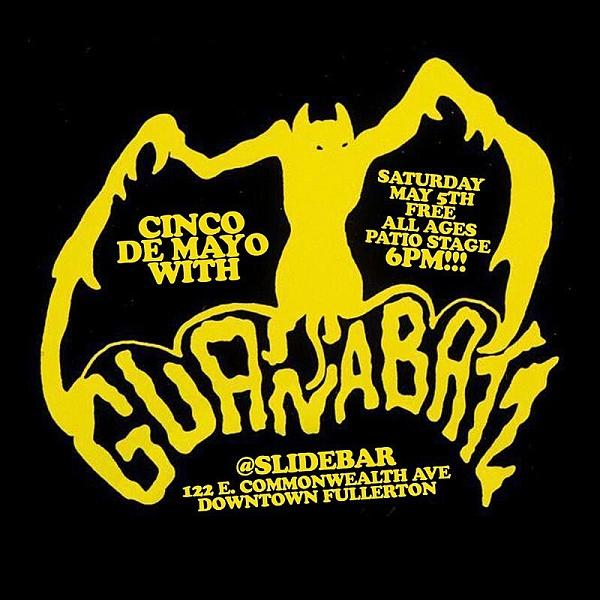 Guana Batz — Let's Go Rockabilly!