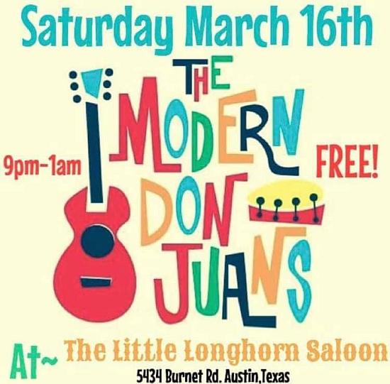 The Modern Don Juans — Let's Go Rockabilly!