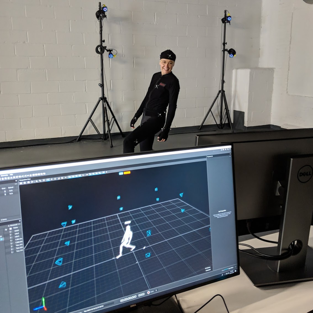MOCAP - A SERIES OF EXPERIMENTS WITH MOTION & DEPTH CAPTURE TOOLS.