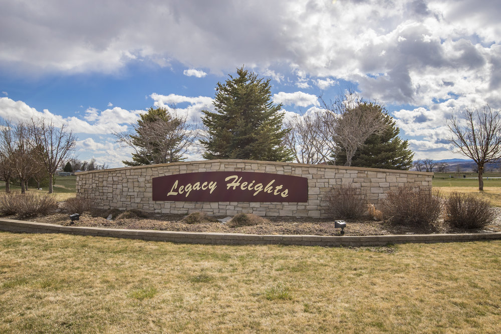 LAST Lot in Legacy Heights!