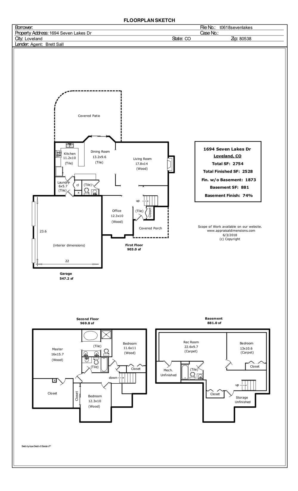 Floor Plan -