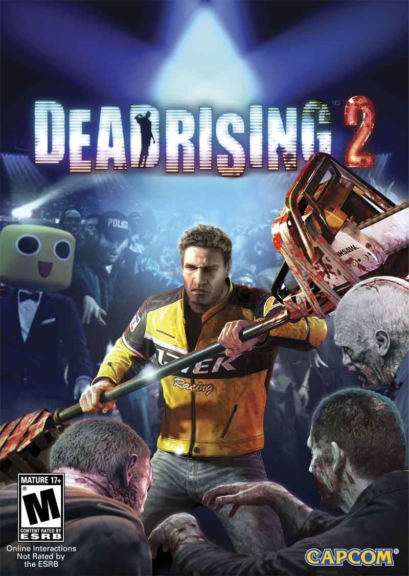Dead Rising 2 VideoGame | Cinematics Editorials