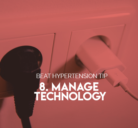 8. Manage technology.