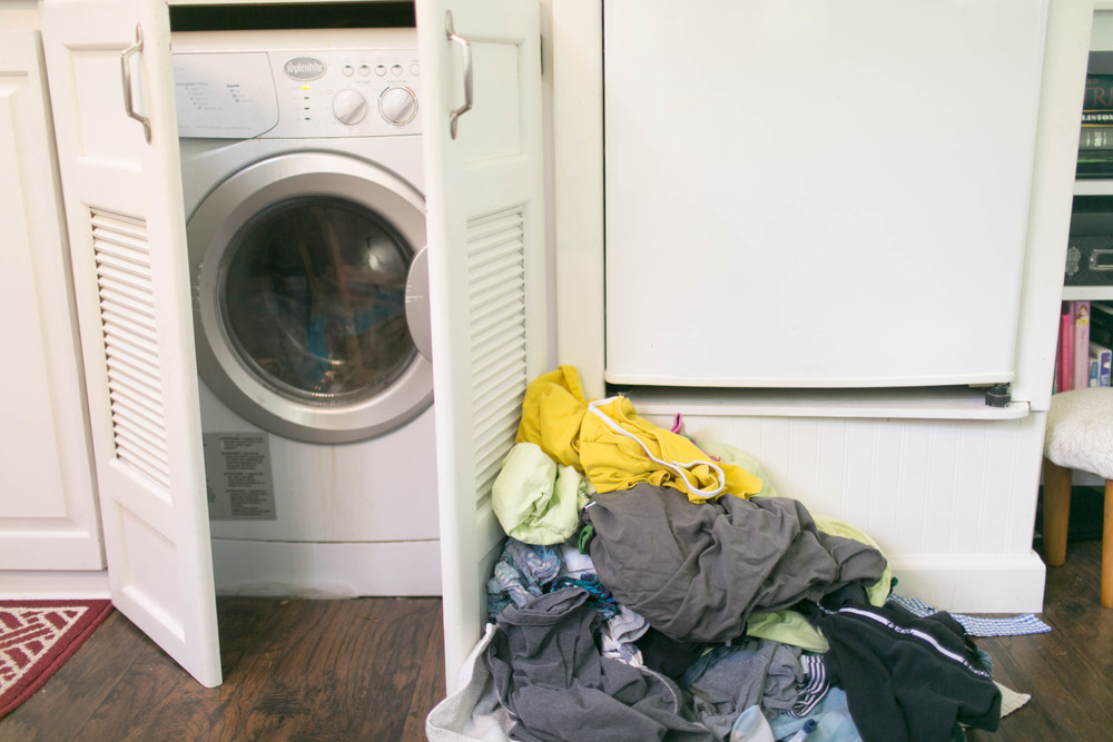 Image result for house chores laundry