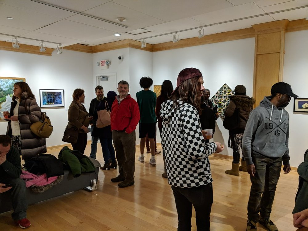 Yonkers Artist Showcase - Riverfront Library Gallery, 4th Floor