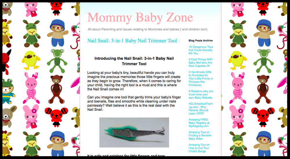 Mommy Baby Zone