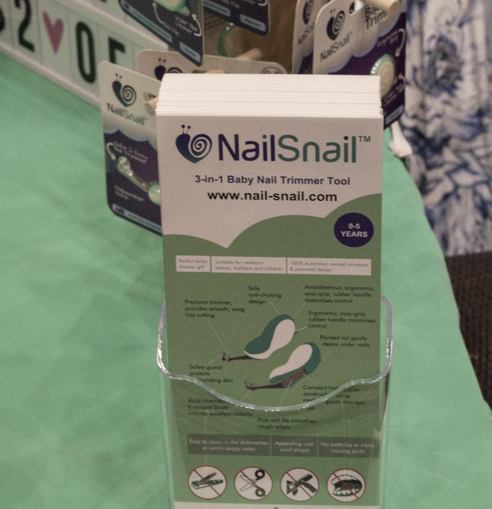 Nail Snail Flyers