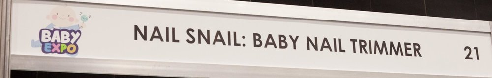 The Nail Snail Baby Expo Gold Coast