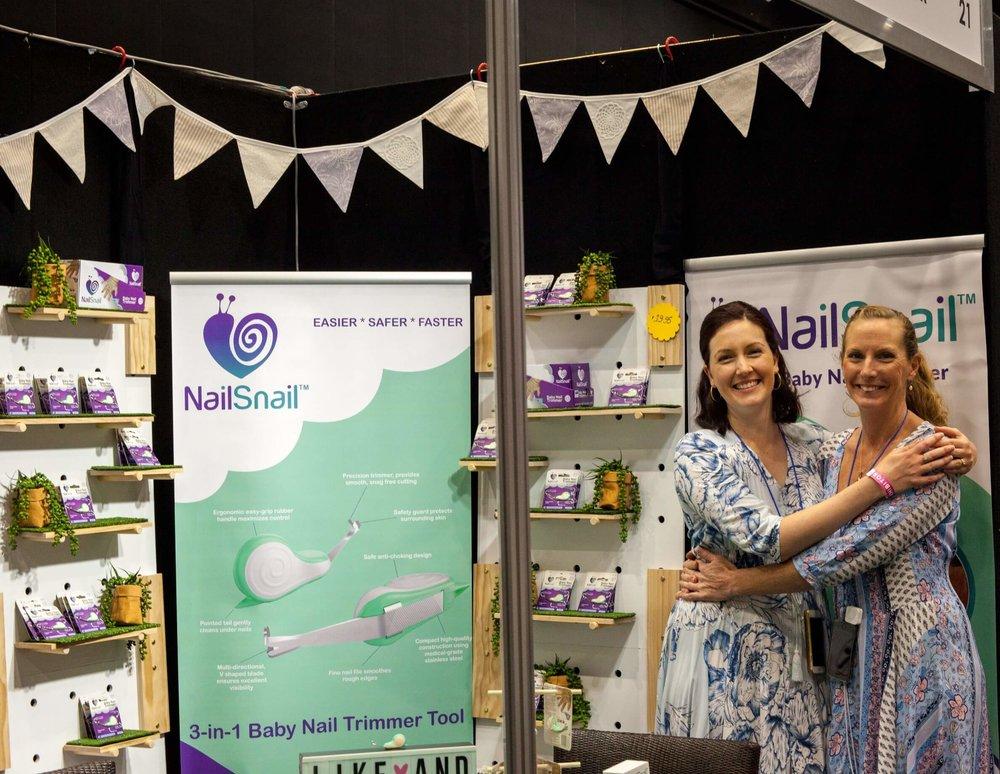 The Nail Snail Baby Expo Gold Coast 2017