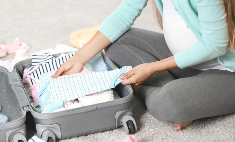 Packing Maternity Bag