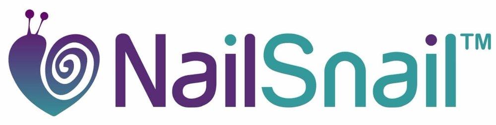 Nail Snail Logo Nail Snail
