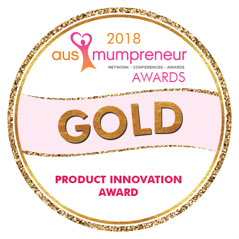 Nail Snail AusMumpreneur Gold Winner Product Innovation Award