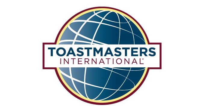 Logo courtesy of  Toastmasters International