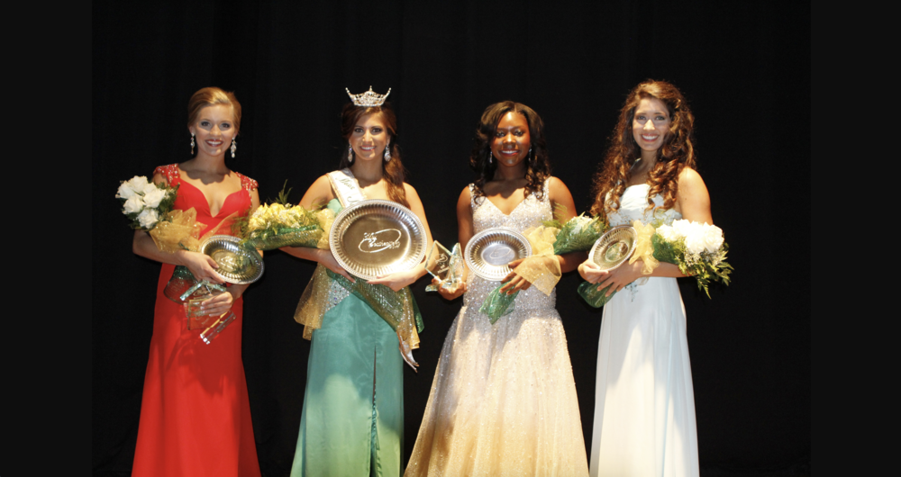 Miss Southeastern Louisiana University Scholarship Pageant. Jasmine C. Tate.png