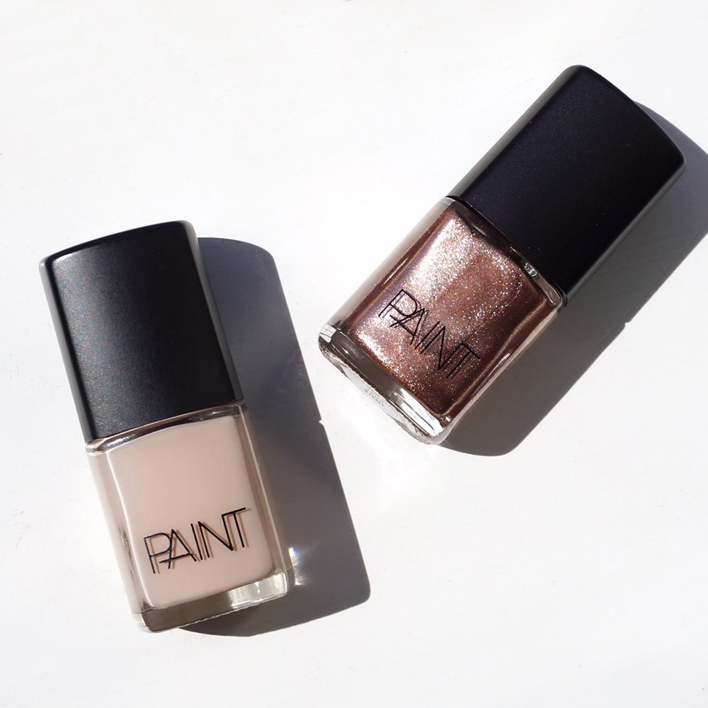 Paint Nail Lacquer