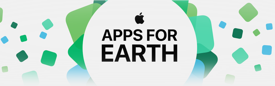 #AppsforEarth