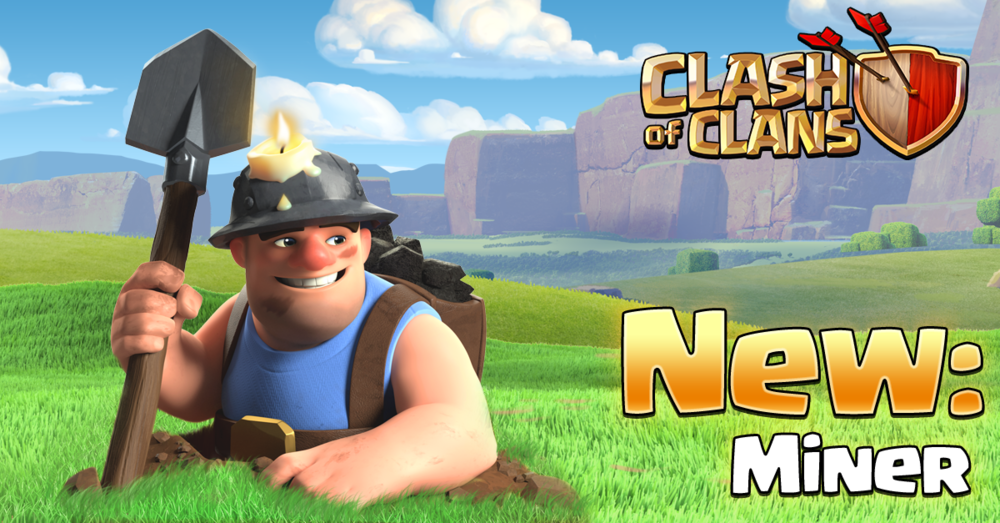Miner - Clash of Clans