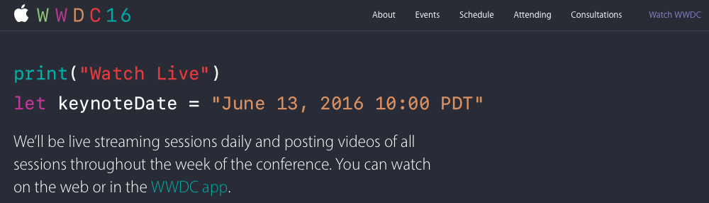 Watch-WWDC2016
