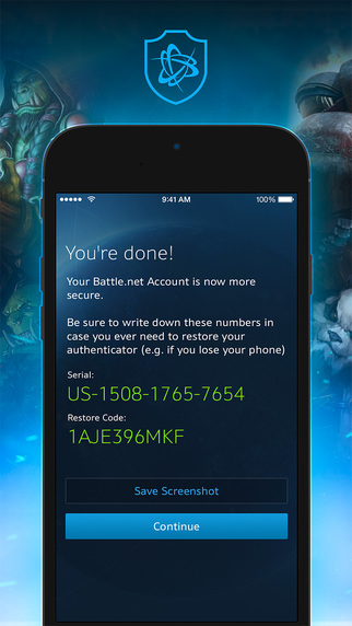 Battlenet-Mobile-Authenticator