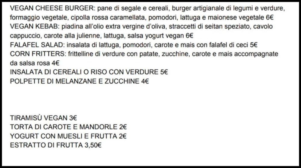 WAP menu