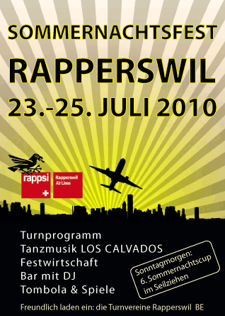 2010 - Rapperswil Air