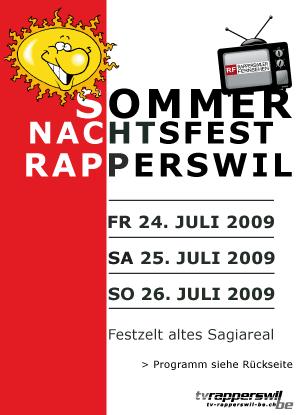2009 - Rapperswiler Fernsehen