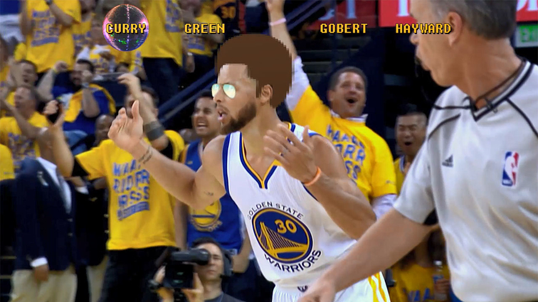 Disco Steph and the Dubs sweep the Jazz 4-0! Dunking Un-Believable!