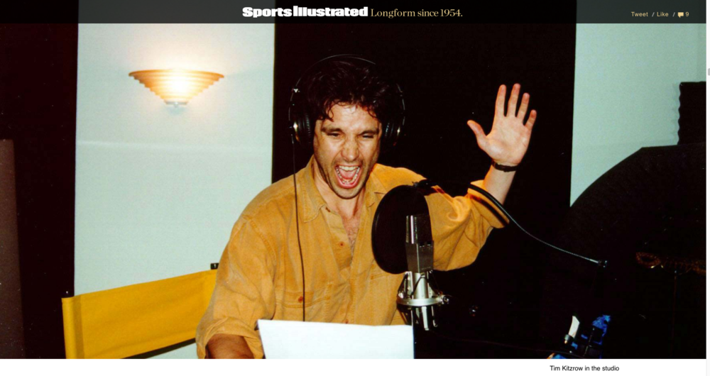 NBA Jam Recording Sessions - 1992