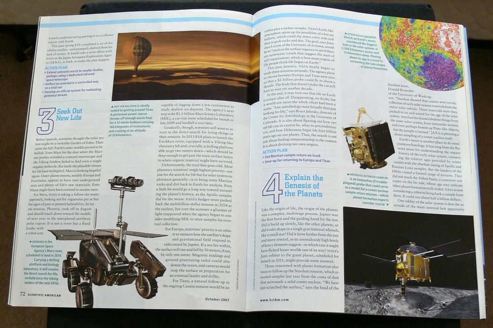 Scientific American - October 2007