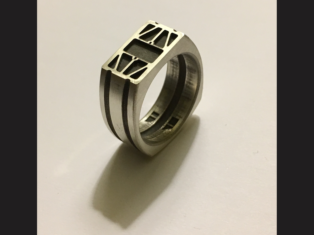 Venus probe master ring