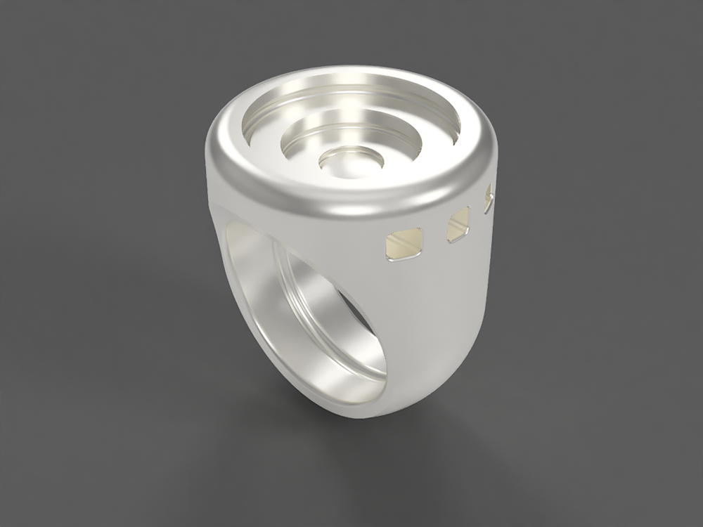 rendered models from Fusion 360