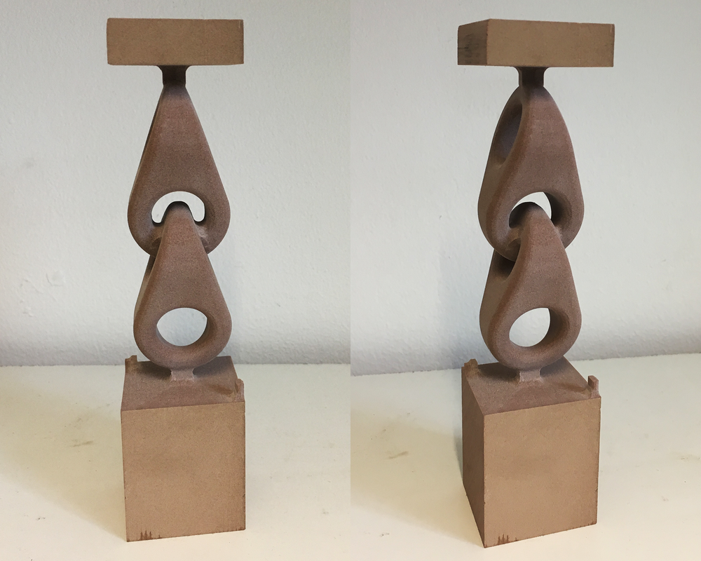 CNC milled chemiwood