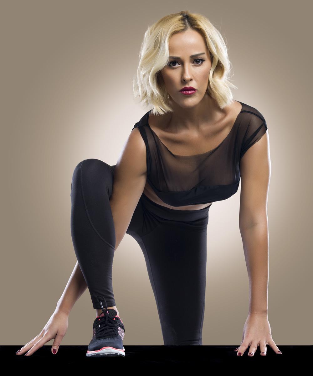 Health&Fitness Magazine 2016 Helin Avşar