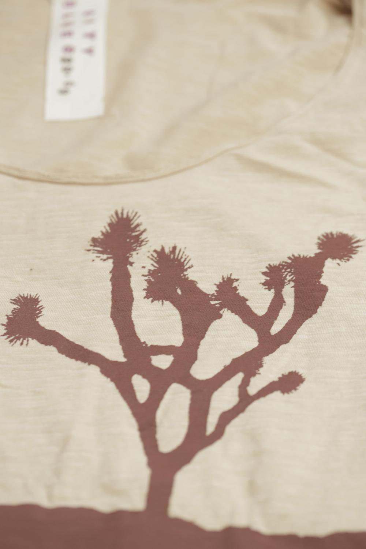 City Blues T-Shirt (detail)