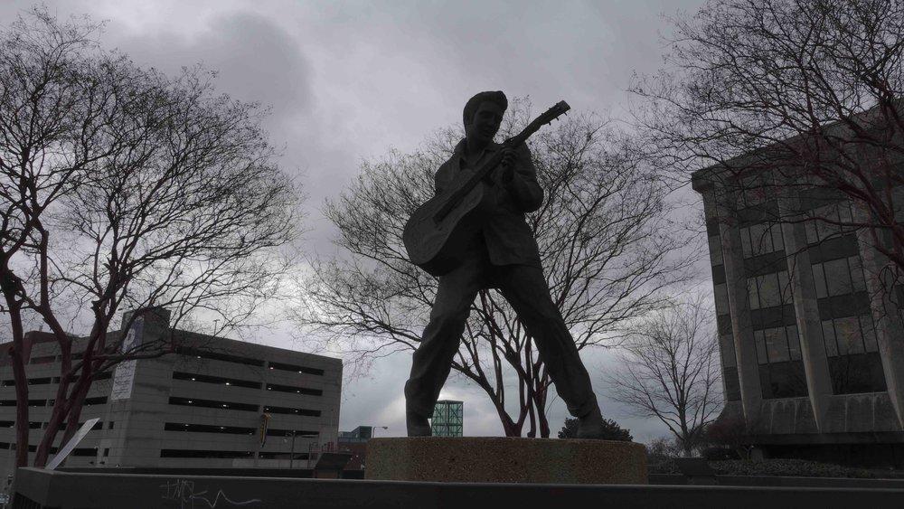 Elvis Presley Memoria, Memphis