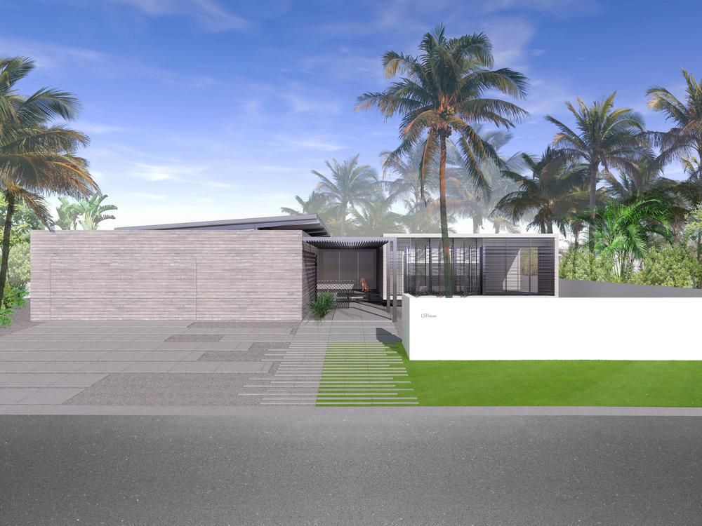 LS1 house | Lido Shores, Sarasota, Florida
