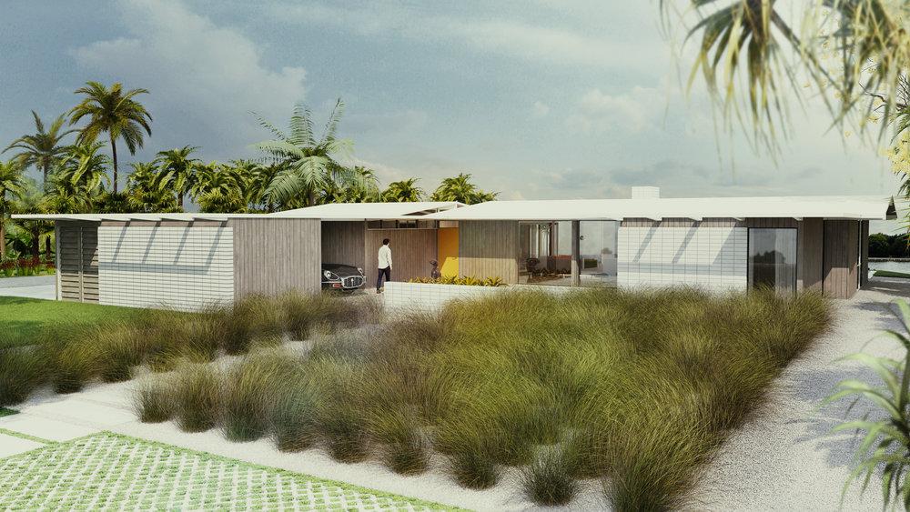 MCM1 Residence | Indian Beach - Sapphire Shores, Sarasota, Florida
