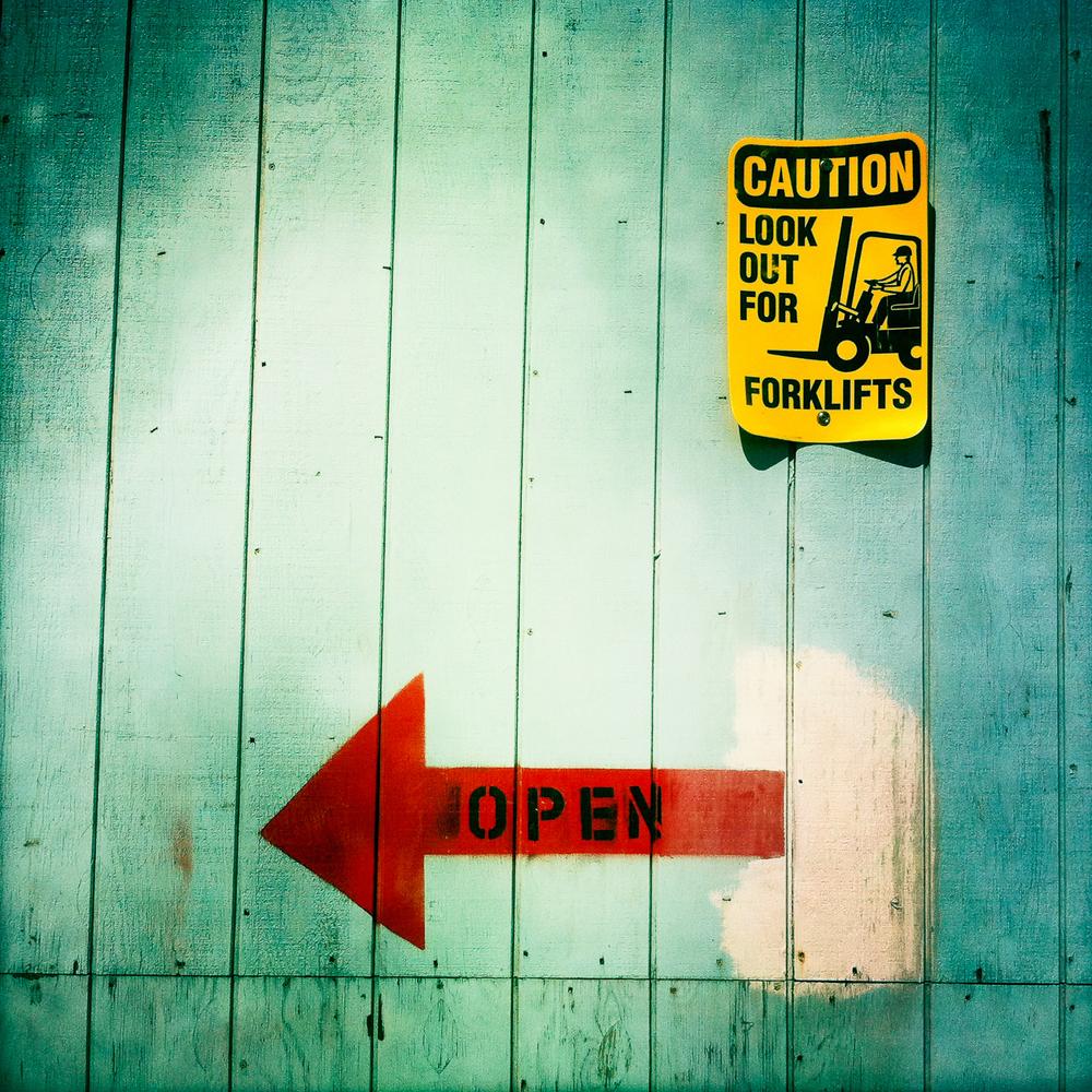 Caution Forks