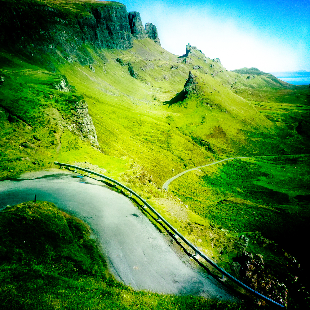 Quirrang, Scotland